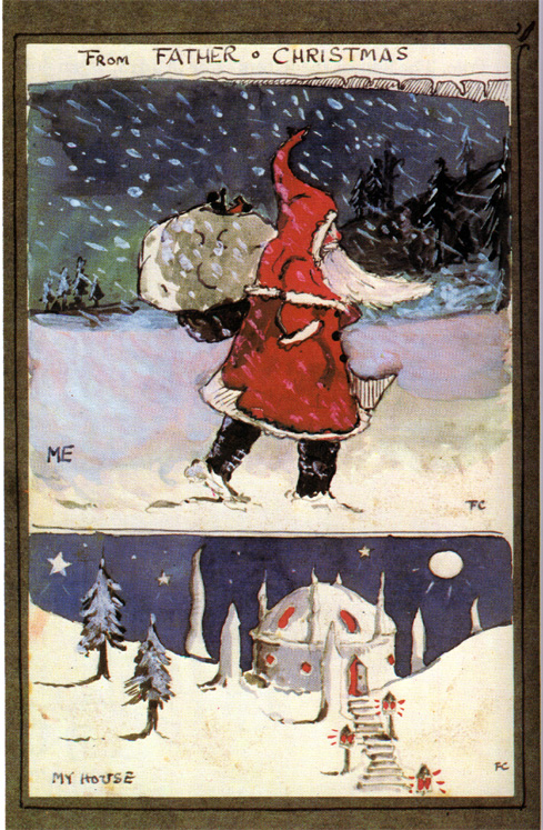 Из Писмата на Дядо Коледа