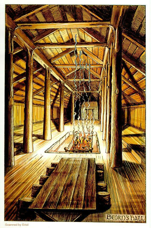 Домът на Беорн