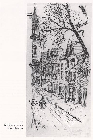Улица Търл, Оксфорд