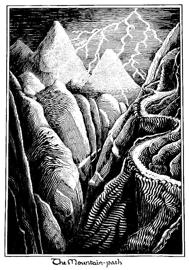 Планинският път