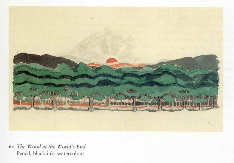 Гората накрай света