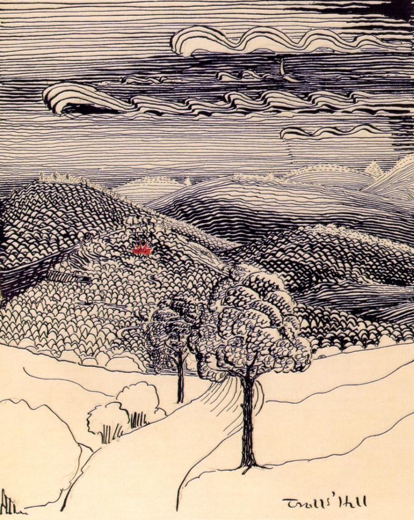 Троловия хълм