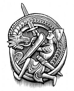 Сигурд и драконът