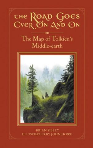 Започва път от моя праг: Карта на Толкиновата Средна земя
