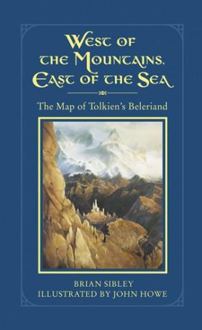 На запад от планините, на изток от морето: Карта на Толкиновия Белерианд