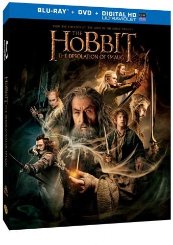 Hobbit: The Desolation of Smaug Blu-ray