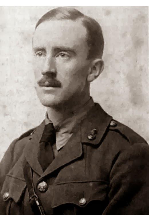 Толкин през 1916 г.